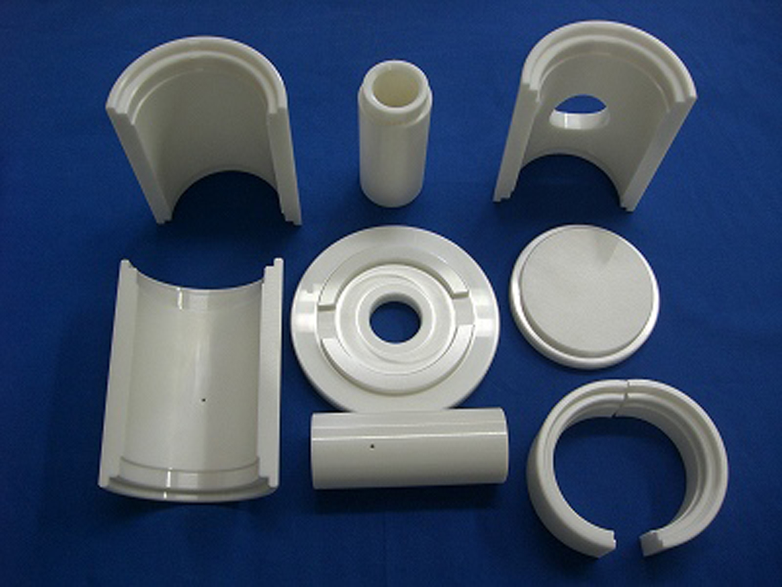 Yttria-stabilized zirconia CIP molded product