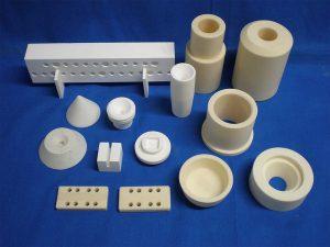 アルミナCIP成形品 FA-PS99(アイボリー),FA-PS96(白色)