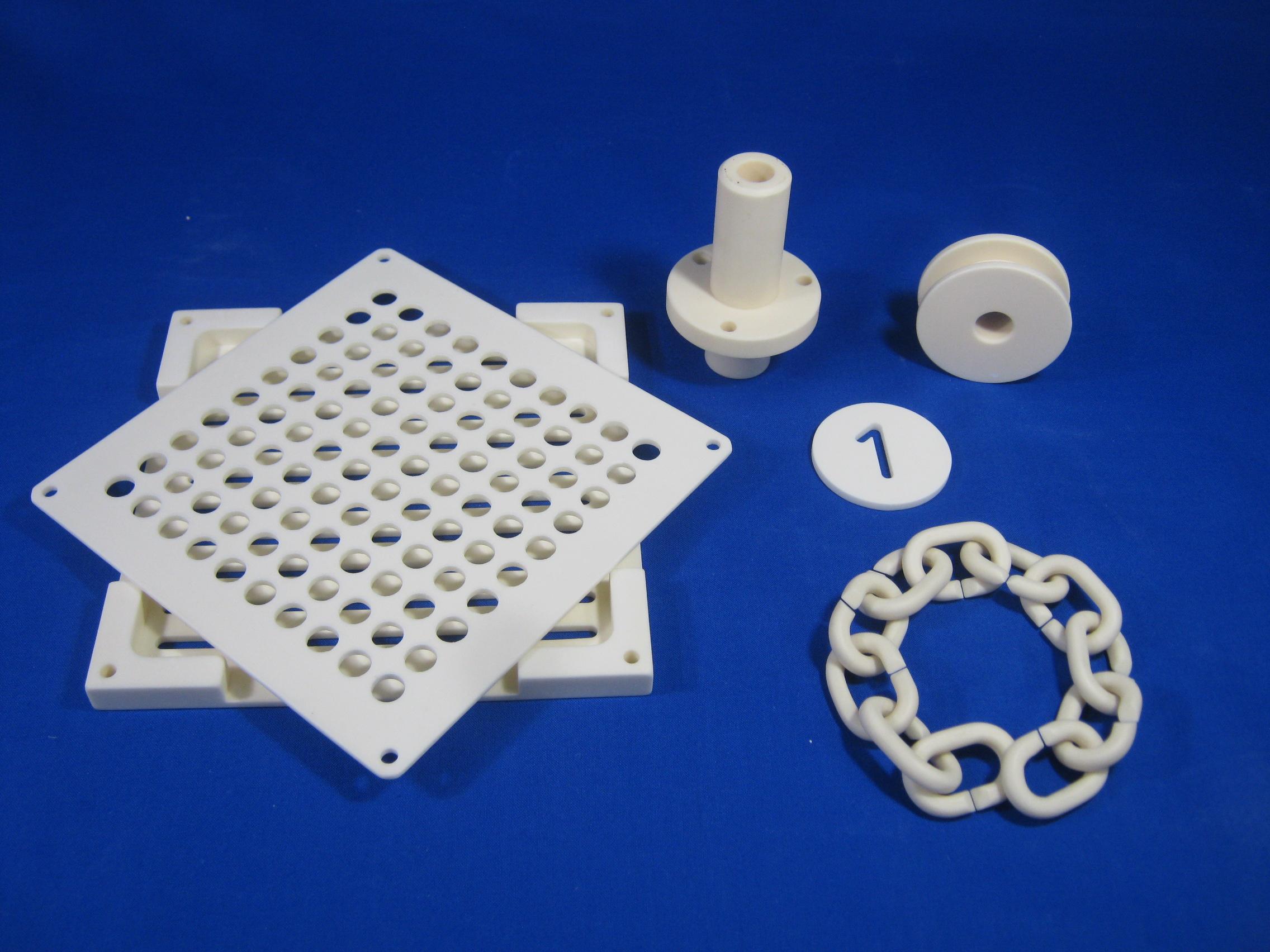 Alumina CIP product (special shape)
